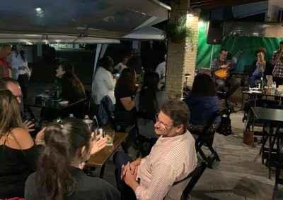 Show ao vivo o posto bar granja viana