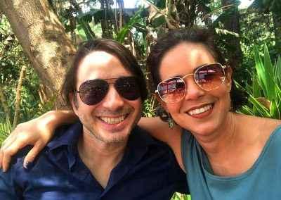 Estevan Matheus e Ana Maria